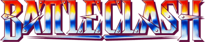 Battle Clash - Clear Logo
