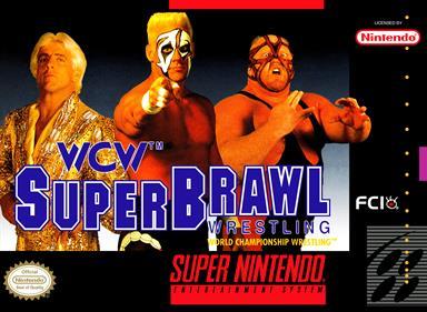 WCW SuperBrawl Wrestling