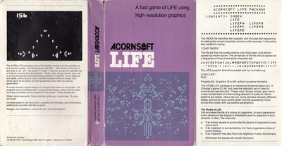 Life - Fanart - Box - Front
