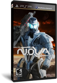 N.O.V.A.: Near Orbit Vanguard Alliance - Box - 3D
