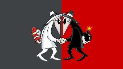 Spy vs Spy - Fanart - Background