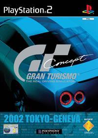 Gran Turismo Concept 2002: Tokyo-Geneva