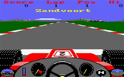3D Grand Prix - Screenshot - Gameplay