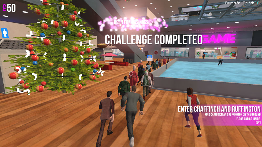 christmas shopper simulator 2 black friday screenshot gameplay