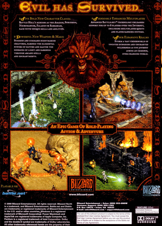 Diablo Ii Details Launchbox Games Database