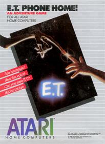E.T. Phone Home!