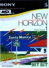 New Horizon: English Course 1