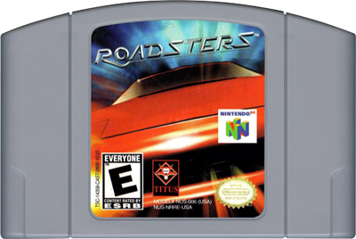 Roadsters - Cart - Front