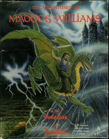 The Adventures of Maddog Williams in the Dungeons of Duridian - Box - Front