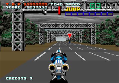 A.B.Cop: Air Bike - Screenshot - Gameplay