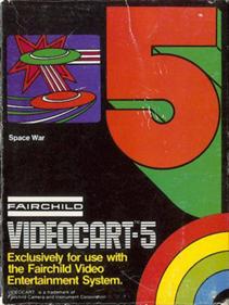 Videocart-5: Space War
