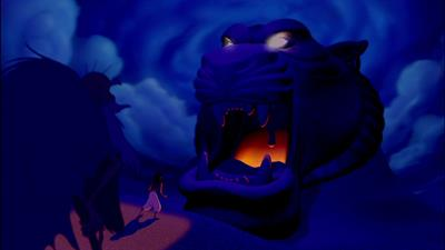 Aladdin - Fanart - Background