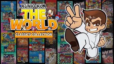 Kunio-kun: The World Classics Collection - Fanart - Background