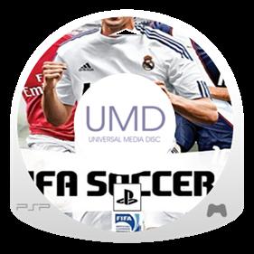 FIFA Soccer 11 - Fanart - Disc