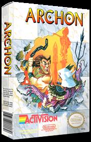 Archon - Box - 3D