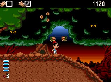 Arabian Nights - Screenshot - Gameplay
