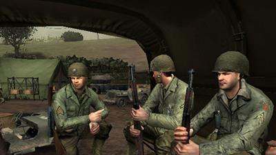 Call of Duty 3 - Screenshot - Gameplay