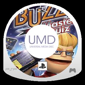 Buzz! Master Quiz - Disc
