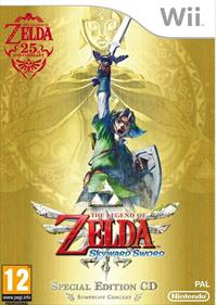 The Legend of Zelda: Skyward Sword - Box - Front