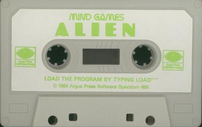 Alien - Cart - Front