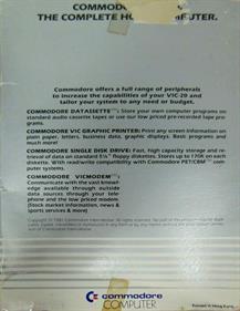 Cosmic Cruncher - Box - Back