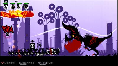 Patapon - Screenshot - Gameplay