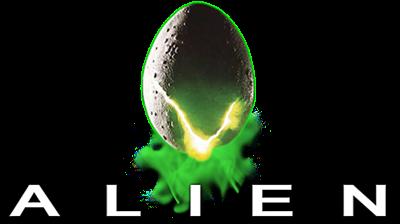 Alien - Clear Logo