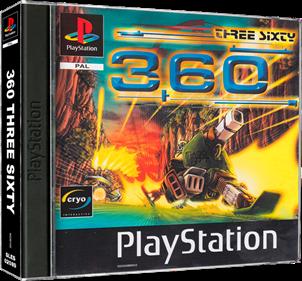 360: Three Sixty - Box - 3D