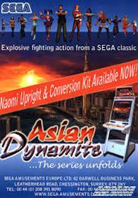 Asian Dynamite