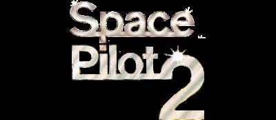 Space Pilot 2 - Clear Logo