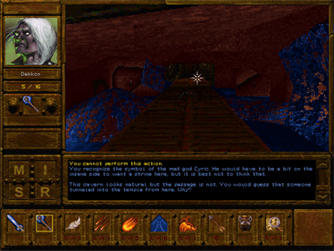 Descent to Undermountain - Screenshot - Gameplay