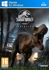 Jurassic World Evolution - Box - Front
