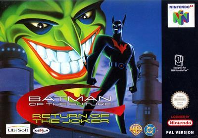 Batman Beyond: Return of the Joker - Box - Front