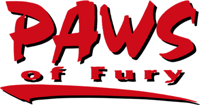 Brutal: Paws of Fury - Clear Logo