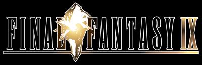 Final Fantasy IX - Clear Logo