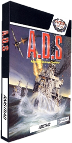 ADS: Advanced Destroyer Simulator - Box - 3D
