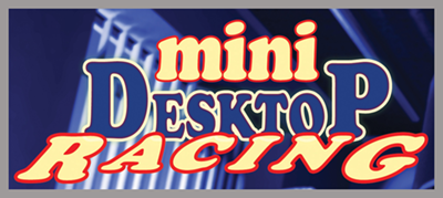 Mini Desktop Racing - Clear Logo