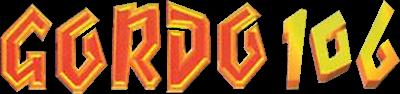 Gordo 106 - Clear Logo