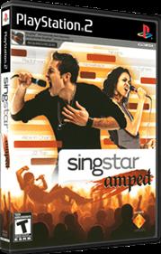 Singstar Amped - Box - 3D