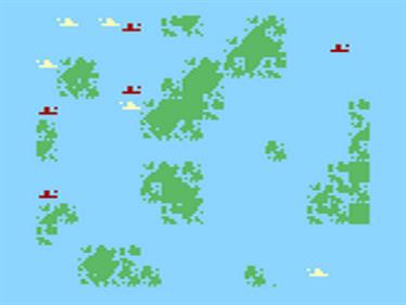 Ocean Battle - Screenshot - Gameplay