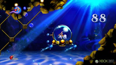 Earthworm Jim HD - Screenshot - Gameplay