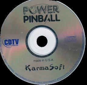 Power Pinball - Disc