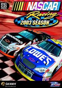 NASCAR Racing 2003 Season - Box - Front