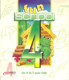 Fun School 4: For 5 to 7 Year Olds