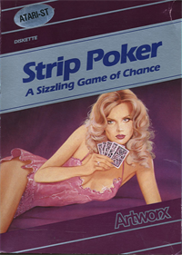 Strip Poker: Melissa & Suzi