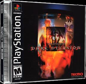 Deception III: Dark Delusion - Box - 3D