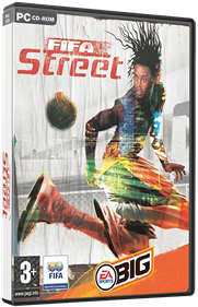 FIFA Street - Box - 3D