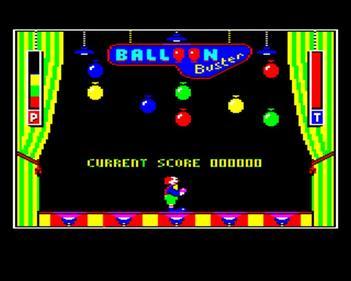 Balloon Buster - Screenshot - Gameplay