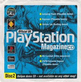 Official UK PlayStation Magazine CD 2