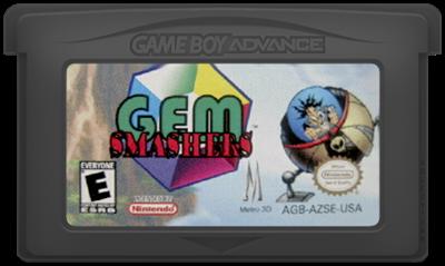 Gem Smashers - Cart - Front